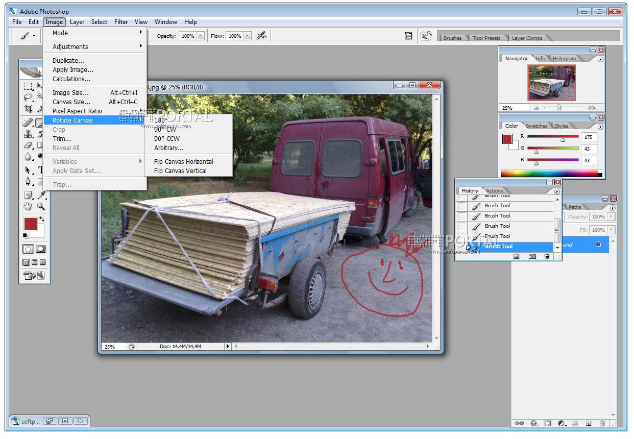 adobe photoshop cs2 купить: