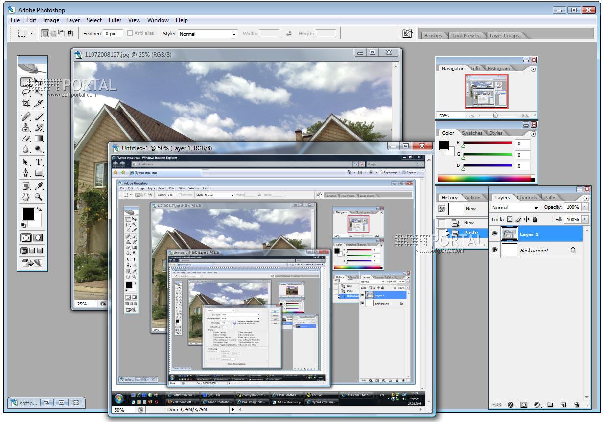 Какой программой сделать фотошоп фото 810