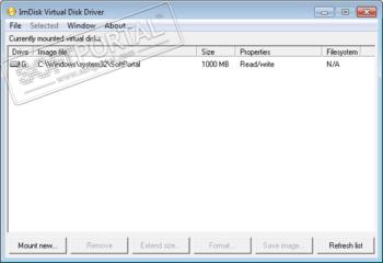 ImDisk Virtual Disk Driver 2.0.10