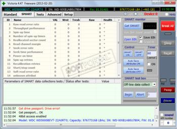 Скачать программу victoria hdd для диагностики жёсткого диска и.