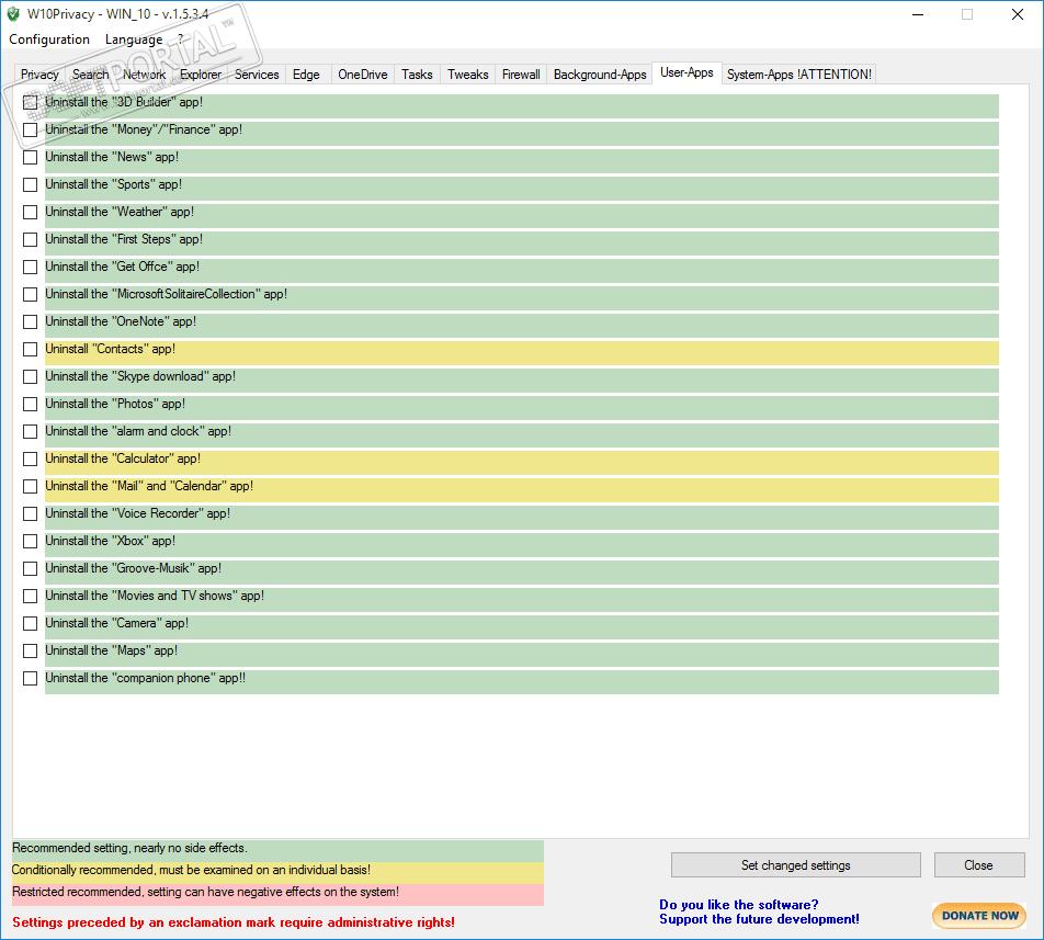 w10privacy 2.6.0.1