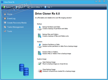 Drive cloner rx инструкция
