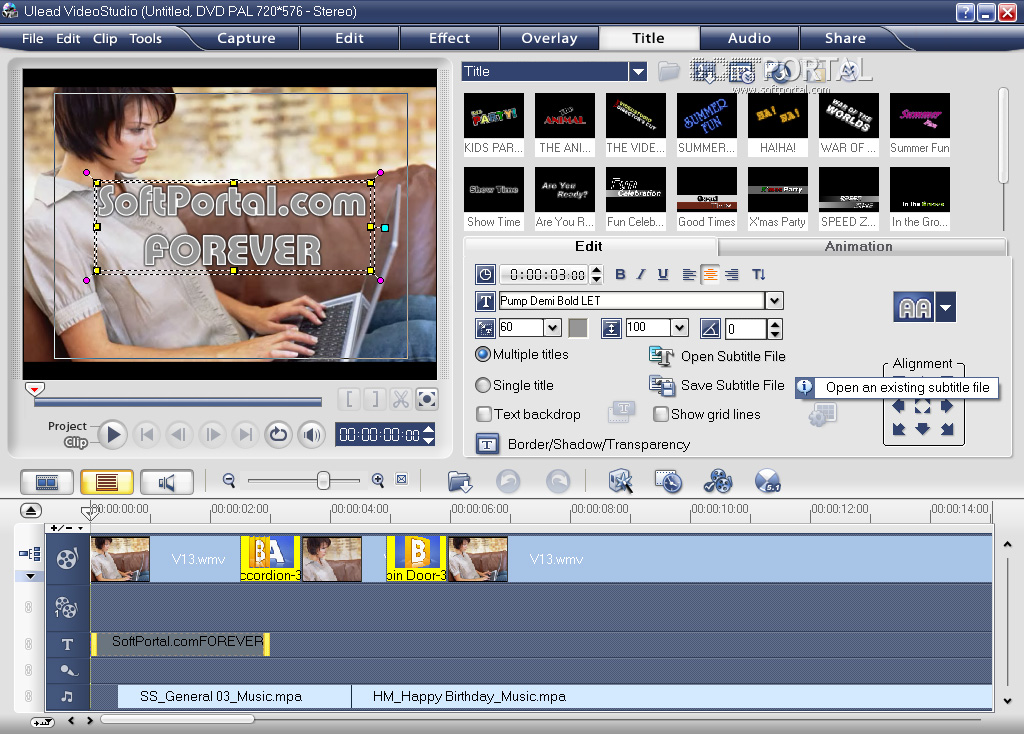 Ulead dvd moviefactory 6 plus