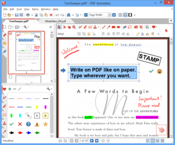 Top 15 PDF Annotator Software to Annotate, Comment