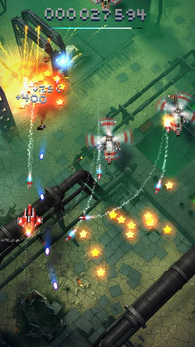 Sky Force Reloaded 1.82 для Android
