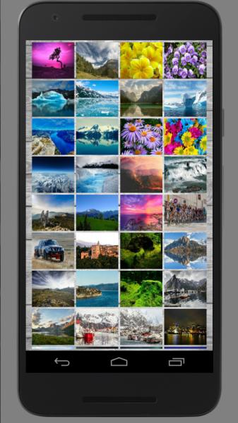Красивые пазлы 2.2 для Android