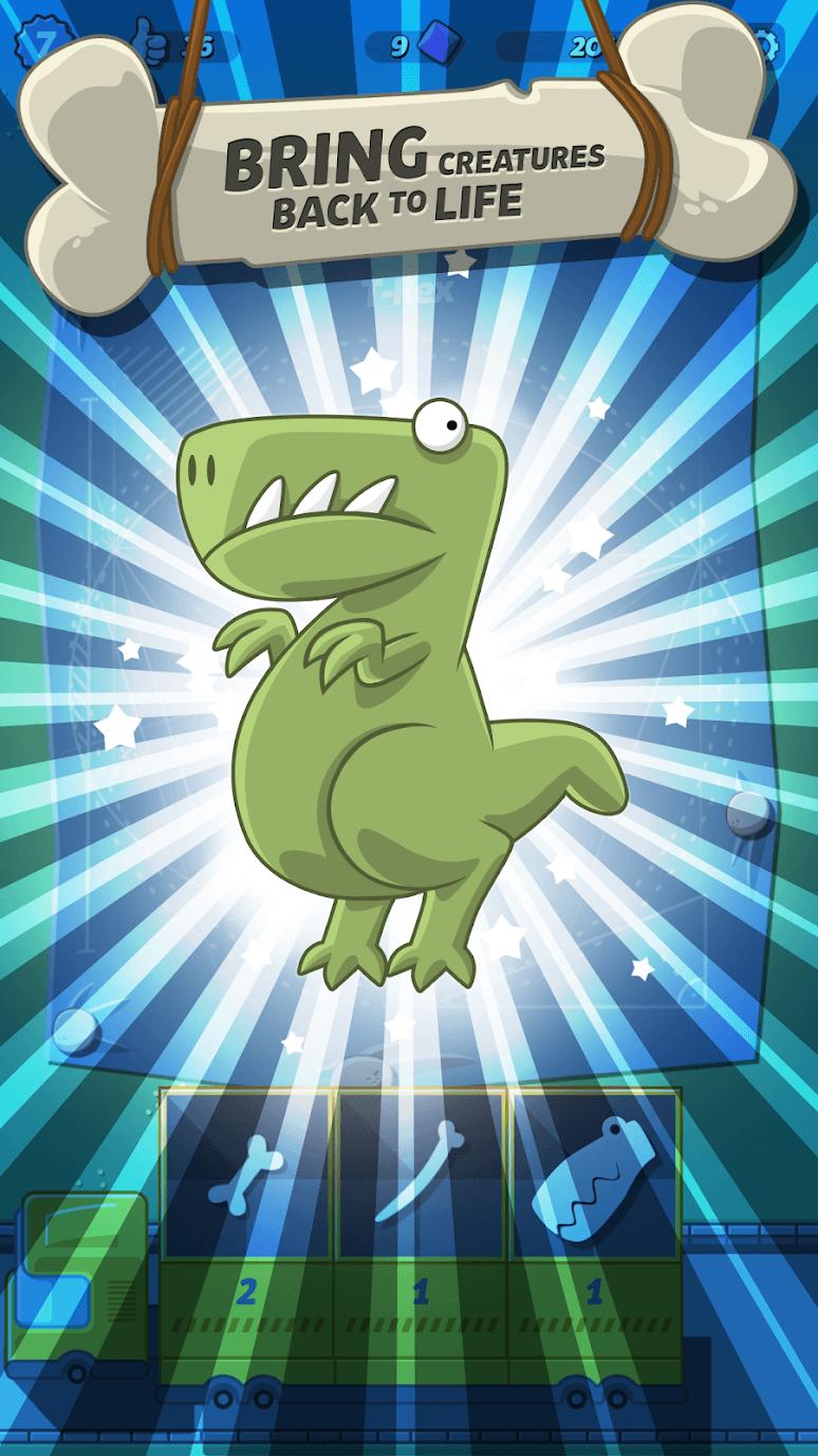 Crazy Dino Park 1.18 для Android