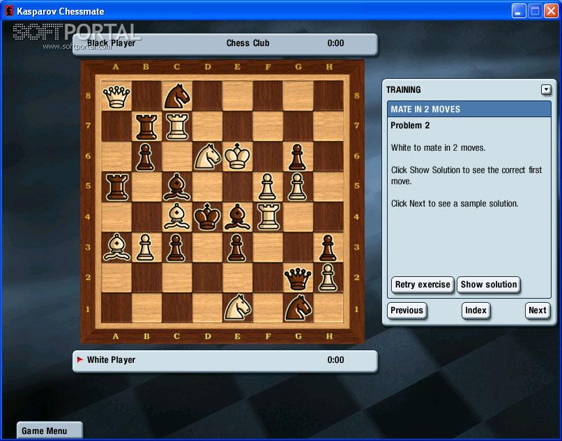 kasparov chess keygen