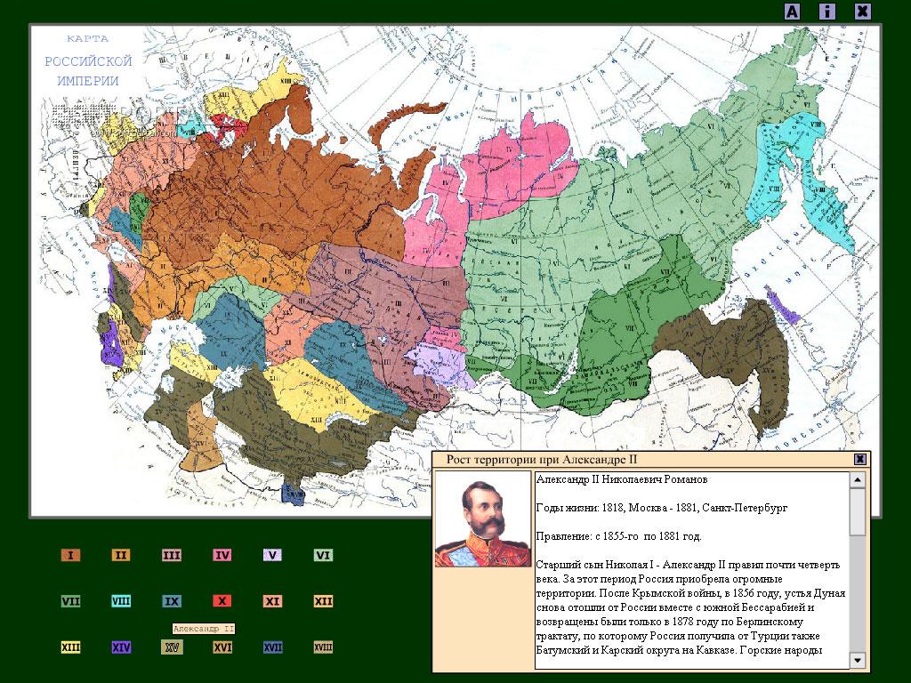 формирование российской империи