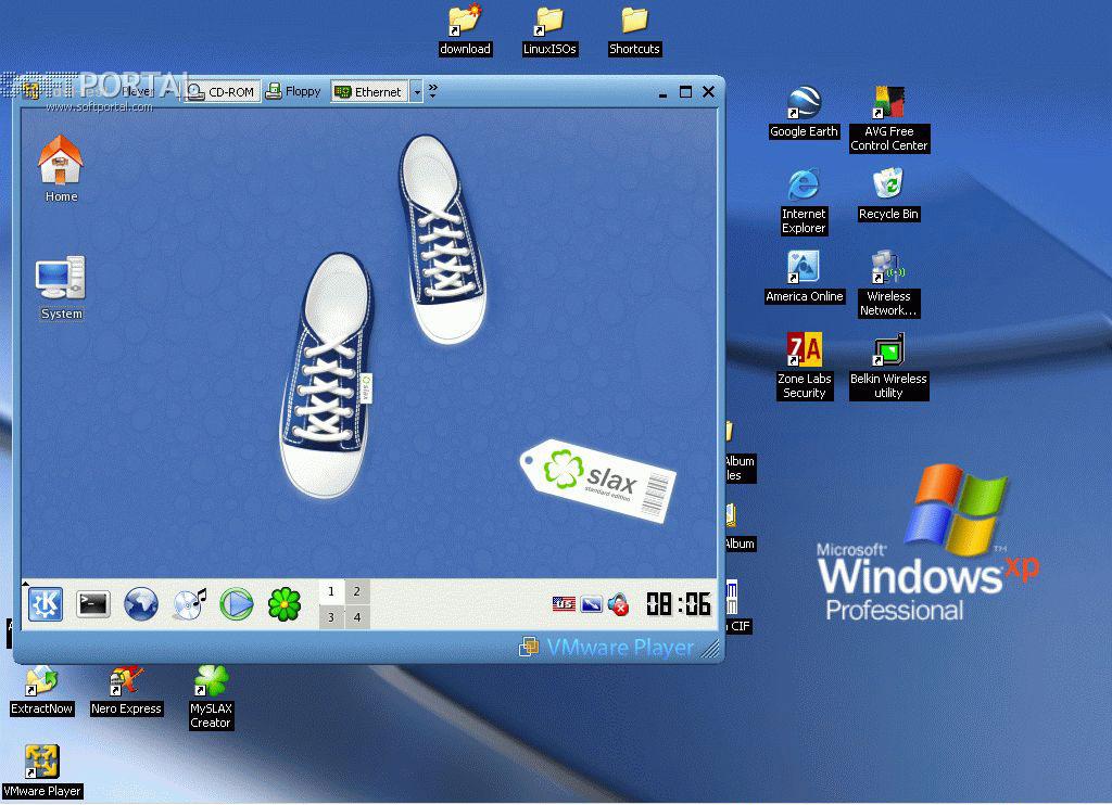 VMware Player - скачать бесплатно VMware Player 15 1 0 build