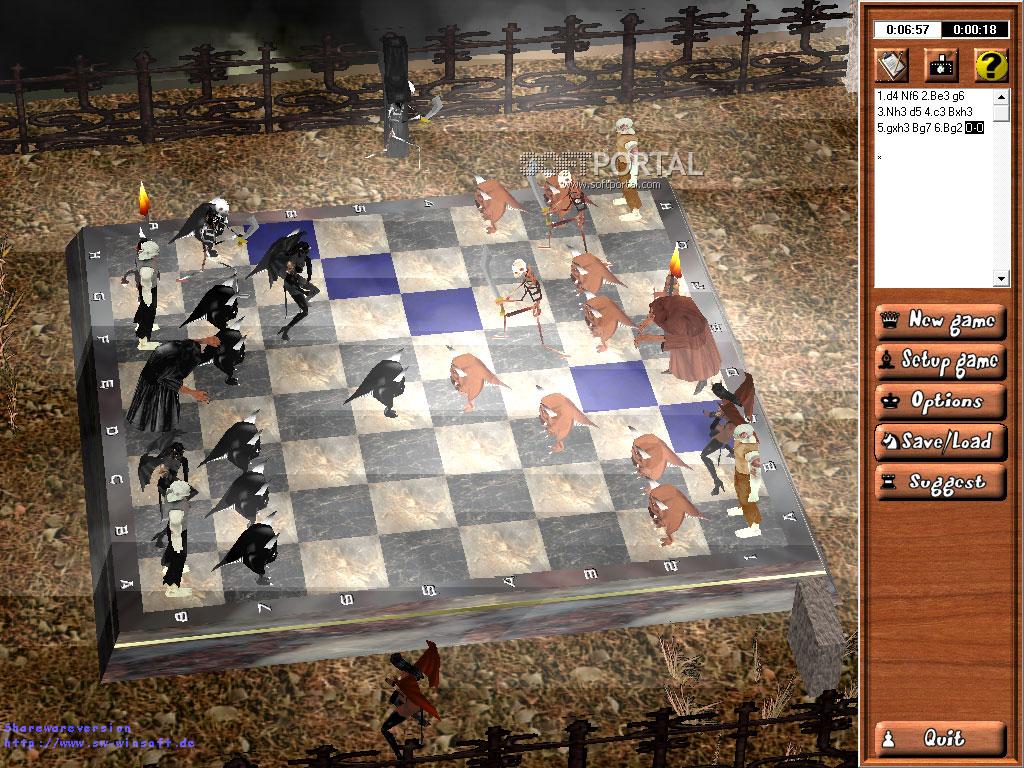 Шахматы Скачать 3d Скачать Торрент - фото 3