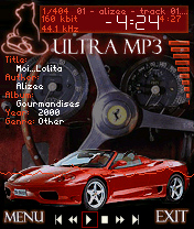 [Symbian 7,8] LCG UltraMP3 1.52 Nokia 6600, 7610, 3230, Nokia 6680, N70, N72, 6630