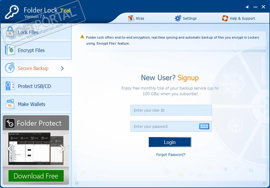 Скачать бесплатно программу скачать программу folder lock
