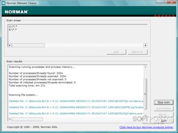Norman malware cleaner официальный сайт