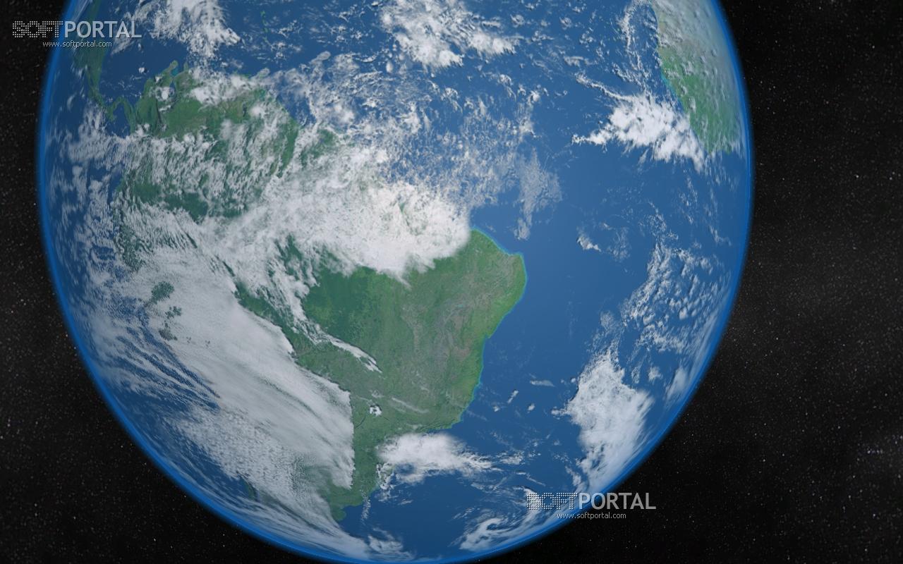 solar system earth 3d screensaver - photo #9
