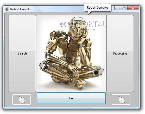 Robot-Damaku