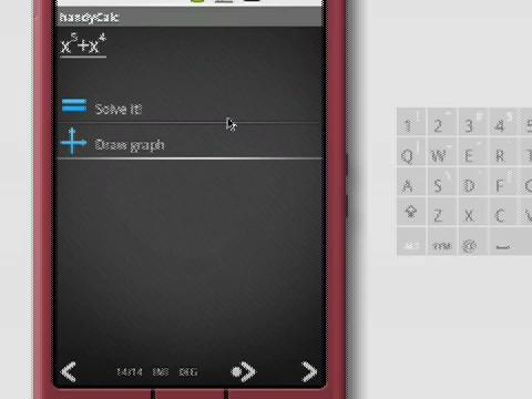 ���������� � ��������� handyCalc 0.57 ��� Android